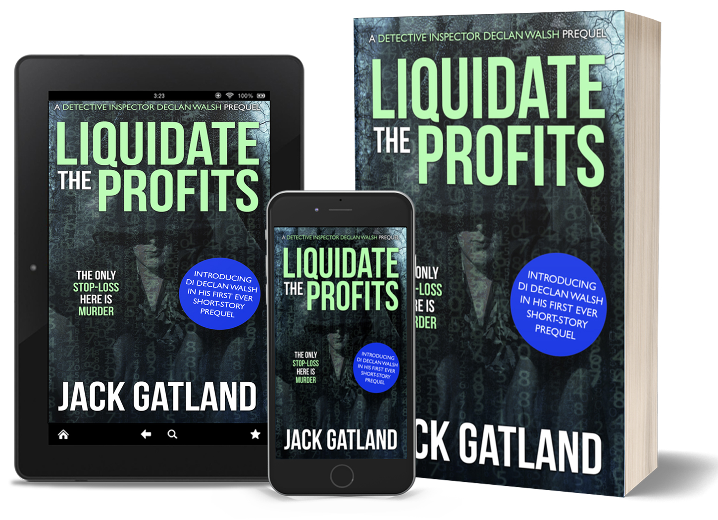 LIQUIDATE THE PROFITS: available now as a free eBook