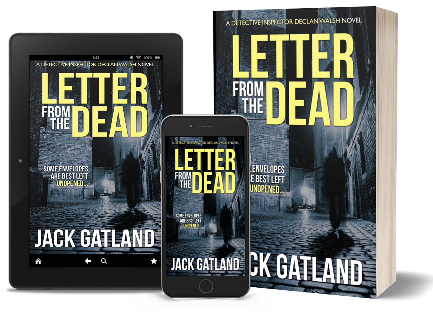 LETTER FROM THE DEAD: available now
