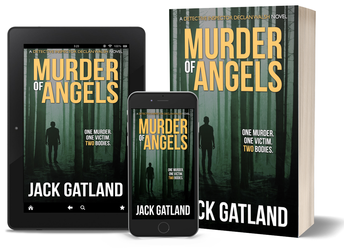 MURDER OF ANGELS: available now