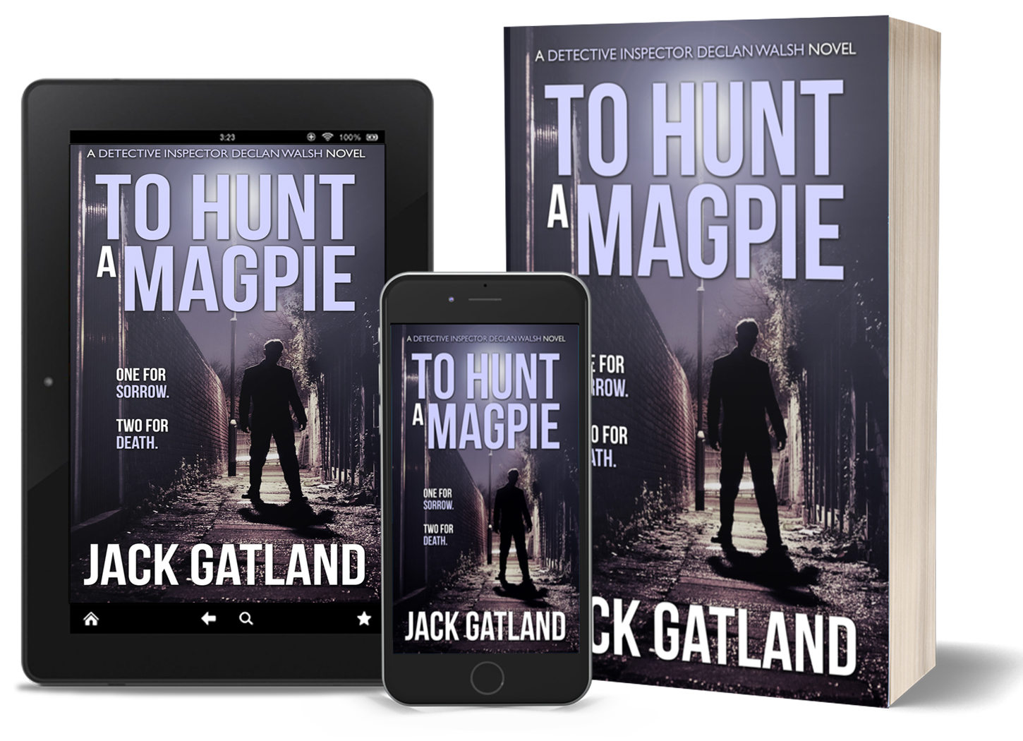 TO HUNT A MAGPIE: available June 2021