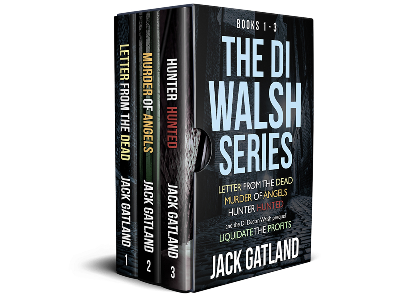 DECLAN WALSH BOXSET 1: available now